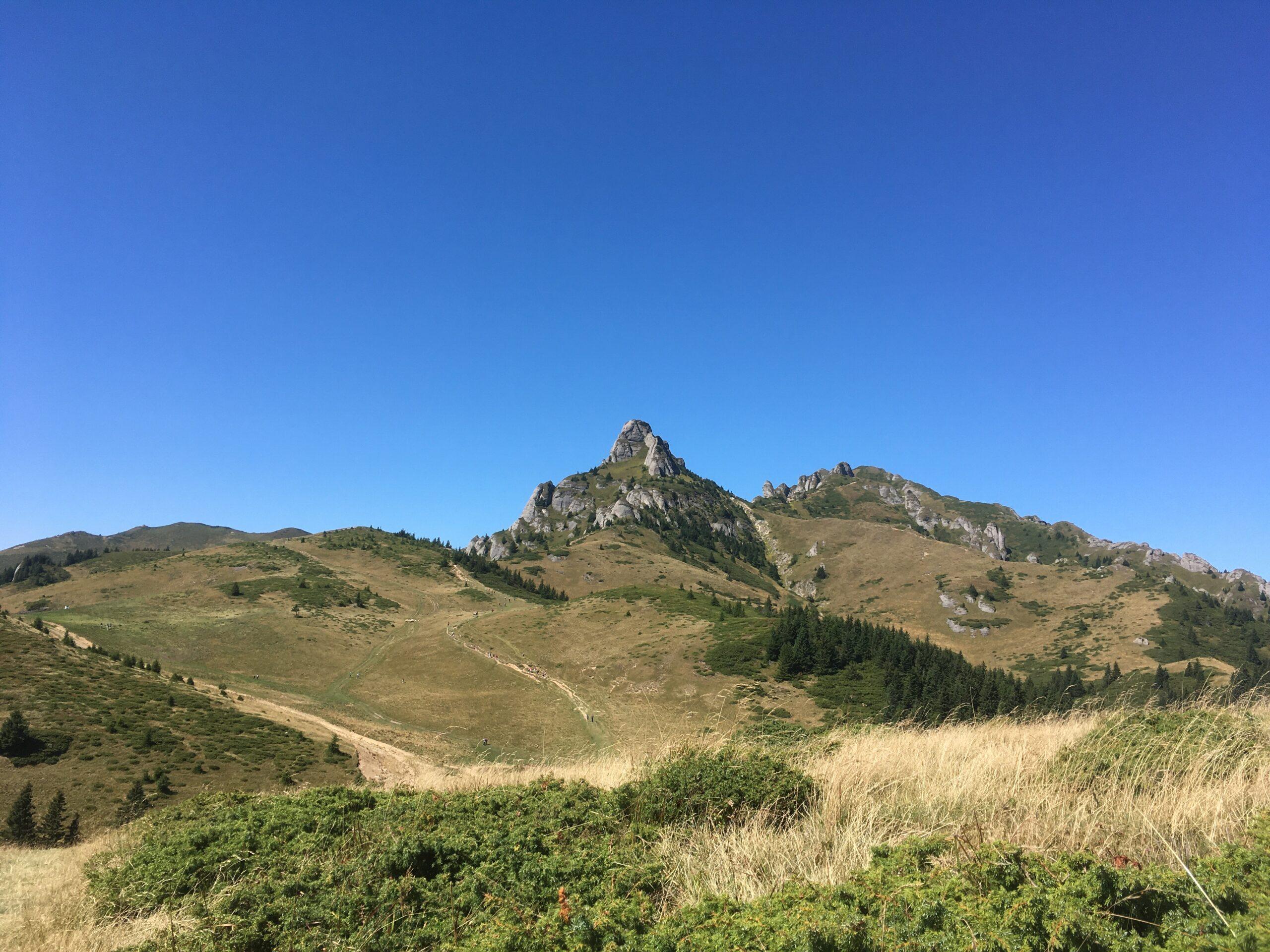 Ciucaș mountain, 2020